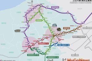 鐵道局:桃園鐵道7建設,總經費約2862億元
